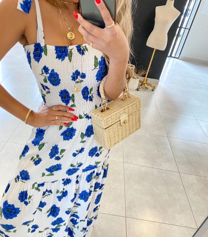 jjoficial com br vestido lastex floral azul 1