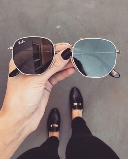 jjoficial com br oculos hexagonal