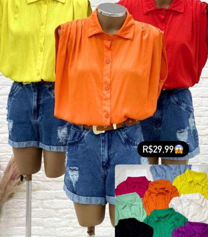 jjoficial com br cropped camisa liz